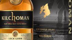 ALBA Import präsentiert den neuen KILCHOMAN:  Loch Gorm 2017 - in stark limitierter Auflage.