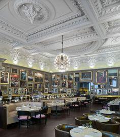 Berners Hotel  © Chris Redgrave/English Heritage