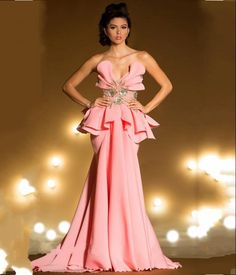 ANTI Sexy Pink Long Evening Dress 2017 New Arrival Formal Dresses Party  Mermaid Evening Gown Robe De Soiree V Neck Fast Shipping-in Evening Dresses  from ... ae58ae2dacee