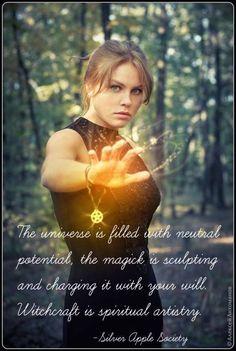 Witch Quotes Magic