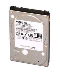 SATA - 5400rpm - 8 MB Buffer...
