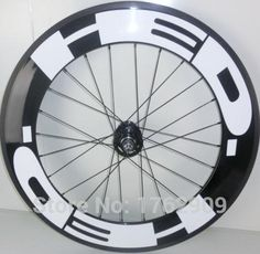 1pair New 700C 88mm clincher rim track fixed gear bike 3K UD 12K full carbon fibre bicycle wheelset 20.5 23 25mm width Free ship - Mountain Bikes For Sale