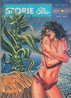 Storie Blu #69 - VOLONTA DI MORTE