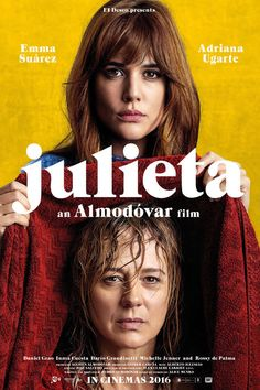 Cinelodeon.com: Julieta. Pedro Almodóvar.