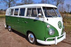 Volkswagen T1 spijlbus kombi - 1965