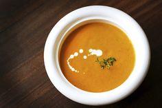 D�couvrez les recettes Cooking Chef et partagez vos astuces et id�es avec le Club pour profiter de vos avantages. http://www.cooking-chef.fr/espace-recettes/soupes-et-entrees/veloute-de-patate-douce-aux-carottes