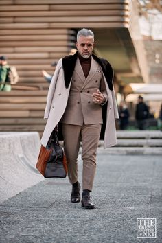 The Best Street Style From Pitti Uomo A W 2019 (185 Of 211)