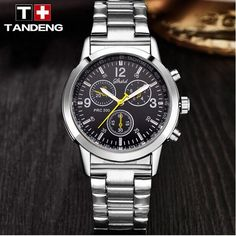 2015 new men expensive quartz watches, leisure fashion men's watch, Steel bracelet watch brand, A gift of man #>=#>=#>=#>=#> Click on the pin to check out discount price, color, size, shipping, etc. Save and like it!