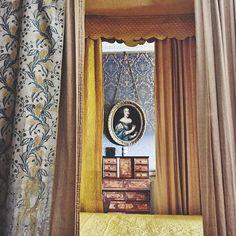 Chambre de Madame, Château de Grignan / http://www.omonchateau.com