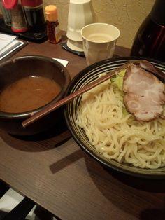ひかり製麺堂@三宮 ゆず風味のつけ麺