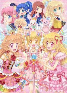Yume,Akari and Ichigo