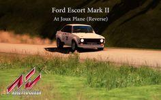 Assetto Corsa | Joux Plane(Reverse) | Ford Escort MKII S1