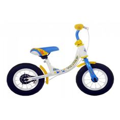 Special Offers - 10 Kent Wee Ride Balance Bike White Blue Yellow - In stock & Free Shipping. You can save more money! Check It (April 25 2016 at 06:48PM) >> http://bmxbikeusa.net/10-kent-wee-ride-balance-bike-white-blue-yellow/
