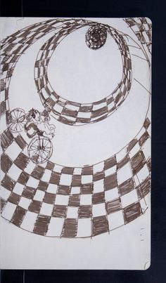 Sketchbook project by Lacretia McGuff - Silverman