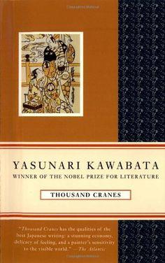 Good book - Thousand Cranes by Yasunari Kawabata