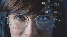 Biometrische Intelligenz bei Gleitsichtbrillen - was steckt dahinter? Gleitsichtbrillen sind so aufgebaut, dass man einen stufenlosen Übergang hat und in allen Entfernungen scharf sehen kann. Interviews Interview, Glasses, Reading Glasses, Small Letters, Contact Lens, Eyewear, Eyeglasses, Eye Glasses
