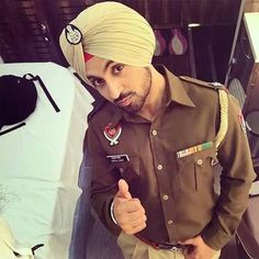 New Diljeet dosanj trending image for stylish picture 2019 Indian Men Fashion, Mens Fashion, Punjabi Couple, Indian Man, Fashion Line, Dapper, Actors & Actresses, Chef Jackets, Bomber Jacket