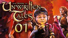 The Book of Unwritten Tales #001 [GER] - Der eine Ring, sie zu... äh, Mo...