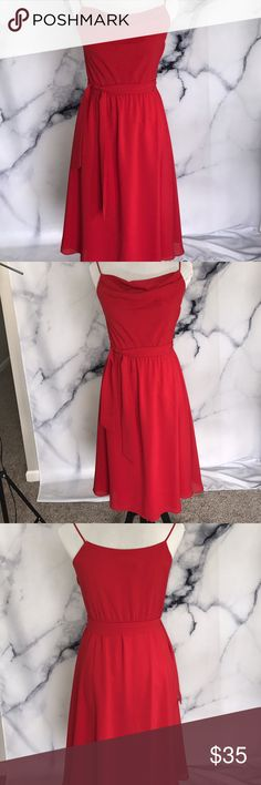 Ferrali by Phillips Vintage Red Dress 70s 4 Good vintage condition. Slight stains as shown. Material feels like rayon or polyester. Shown on a 6, but likely won't fit a 6. It's extremely tight on the mannequin 🖤THANK YOU for supporting the dream of business ownership of 2 BFFs! 🖤DON'T PASS THIS UP! Make us an offer! 🖤We ship daily M-Sat, so youll get it on time! 🖤no price discussion in comments please🖤 use offer button 🖤reasonable offers accepted 🖤low offers countered🖤offers below…