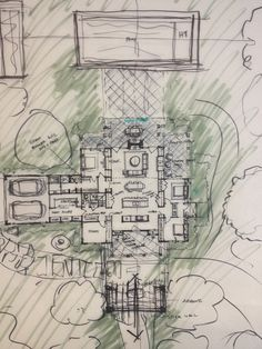 The farmhouse plan is shaping up...