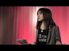 Check out my TEDX DD Women talk about how to find your spark! Hannah, you are an amazing example of BEing the change! Well done, keep inspiring!