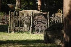 ghost adventures in saint augustine  I used to walk through the oldest cemetaries... drawn to them.