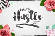 Fashion Hustle +Extras by Efe Gürsoy on @creativemarket