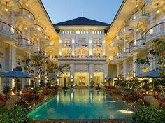 Yogyakarta, Indonesia The Phoenix Hotel...amazing!!!