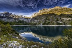 Franzel Drepper, Lake de Tseuzier-B , Switzerland (Schweiz, Europa)