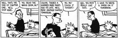 Follow us on our other pages ..... Twitter: @comicbkcrusader Tumblr: comicbookcrusader.tumblr.com calvin and hobbes comic funny follow follow4follow http://ift.tt/1JN1Zec