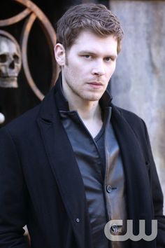 "The Originals -- ""They All Asked for You"" -- Image Number: OR215a_0049.jpg -- Pictured: Joseph Morgan as Klaus  -- Photo: Quantrell Colbert/The CW -- © 2015 The CW Network, LLC. All rights reserved.pn"