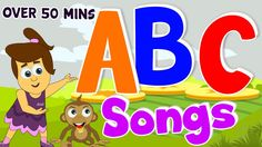 ABC SONG | ABC Songs for Children - 10 Alphabet Songs and 25 Children Vi...