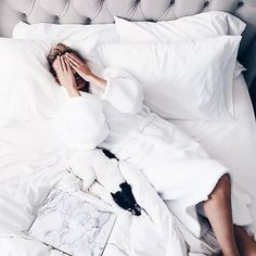 7 Ways to Not Feel Incredibly Exhausted in the Morning @Coveteur