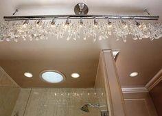 WEBLUXO - Casa & Decoração: Banheiro de luxo é cravejado com cristais Swarovski