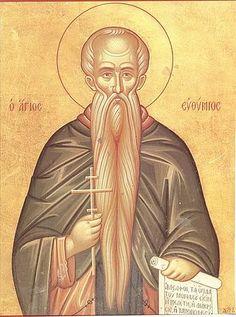 Евфимий Великий. Православие †