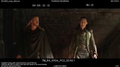 Marvel's Thor: The Dark World - Deleted Scene 1 - Loki as Captain America. Literally the best thing that has ever happened to me. AAAANNND Tom got to do his Chris Evan impression again!!1