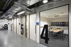 Brand Union - London Offices - Office Snapshots