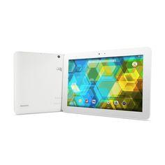 """Tablet 10.1"""" BQ Edison 3 Blanco 32GB; Os presentamos a Edison 3, la nueva Tablet de BQ con una increíble pantalla IPS de 10.1"""" y procesador Quad Core acompañado con 2GB de RAM. Además incorpora 2 cámaras: Una trasera de 5Mpx, y otra delantera para tus videoconferencias... En    http://www.opirata.com/tablet-edison-blanco-32gb-p-29219.html"""