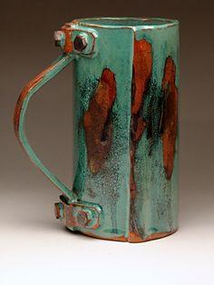 Lev Sharapan Mug at MudFire Gallery