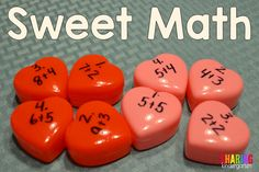 Sweet Math Activitie