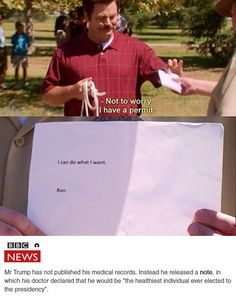 Read something on BBC news that deserved a Ron Swanson meme http://ift.tt/2c9obcD