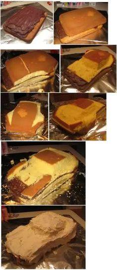 tarta rayo Mcqueen