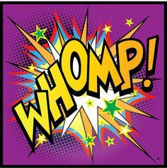Whomp! by Gary Grayson