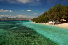 Paradise Gili Meno by msdstefan, via Flickr