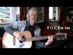 ▶ Have You Ever Seen The Rain: guitar lesson for beginners - YouTube
