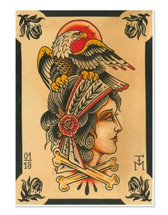 Traditional Tattoo Sketches, Traditional Tattoo Old School, Traditional Tattoo Design, Traditional Tattoo Flash, American Traditional Tattoos, Tatto Old, Old Tattoos, Tattoo Shirts, Tattoo Ink