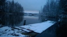 Toivanjoki Finland 09/15 blue moment