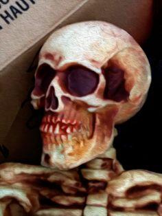 Skully - BruceStanfieldArtist