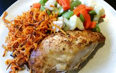 Crockpot – Vitlöks och citronfylld kyckling | Lindas mathörna