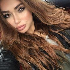Hair and Makeup goals @beautyartist_fronazgola